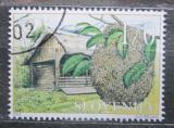 Poštovní známka Slovinsko 2001 Včelí roj Mi# 354