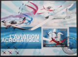 Poštovní známka Togo 2010 Akrobatické létání Mi# Block 540 Kat 12€