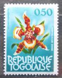 Poštovní známka Togo 1964 Odontoglossum grande Mi# 385
