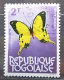 Poštovní známka Togo 1964 Papilio dardanus Mi# 387
