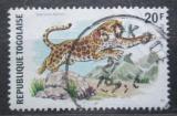 Poštovní známka Togo 1974 Leopard Mi# 1061