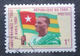 Poštovní známka Togo 1960 Nezávislost Mi# 287