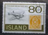 Poštovní známka Island 1973 První známky, 100. výročí Mi# 477