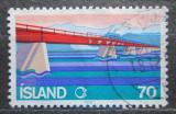 Poštovní známka Island 1978 Most Skeidará Mi# 534