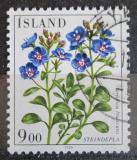 Poštovní známka Island 1985 Hrachor přímořský Mi# 630