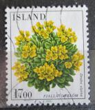 Poštovní známka Island 1985 Květiny Mi# 631
