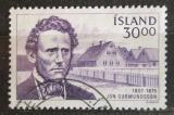 Poštovní známka Island 1985 Jón Gudmundsson, politik Mi# 640