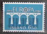 Poštovní známka Island 1984 Evropa CEPT Mi# 614
