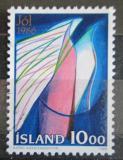 Poštovní známka Island 1986 Vánoce Mi# 661
