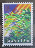 Poštovní známka Island 1987 Vánoce Mi# 678