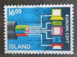 Poštovní známka Island 1988 Evropa CEPT Mi# 682
