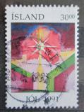 Poštovní známka Island 1991 Vánoce Mi# 759