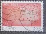 Poštovní známka Island 1994 Vánoce Mi# 816
