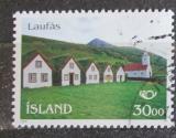 Poštovní známka Island 1995 Turistické zajímavosti Mi# 824