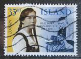 Poštovní známka Island 1996 Evropa CEPT, Halldóra Bjarnadottir Mi# 844