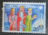 Poštovní známka Island 1997 Vánoce Mi# 880