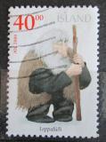 Poštovní známka Island 2000 Vánoce Mi# 967
