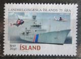 Poštovní známka Island 2001 Pobřežní hlídka Mi# 973