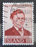 Poštovní známka Island 1961 Benedikt Sveinsson, státník Mi# 356