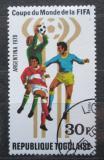 Poštovní známka Togo 1978 MS ve fotbale Mi# 1300