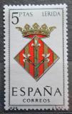 Poštovní známka Španělsko 1964 Znak Lerida Mi# 1470