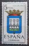 Poštovní známka Španělsko 1964 Znak Logroňo Mi# 1479