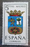 Poštovní známka Španělsko 1964 Znak Madrid Mi# 1497