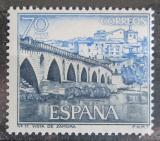Poštovní známka Španělsko 1965 Most přes řeku Duero Mi# 1527