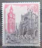 Poštovní známka Španělsko 1965 Katedrála v Seville Mi# 1554
