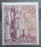 Poštovní známka Španělsko 1965 Katedrála, Burgos Mi# 1584