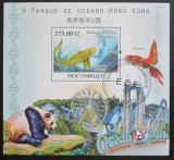 Poštovní známka Mosambik 2010 Fauna Mi# Block 374 Kat 10€