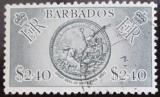 Poštovní známka Barbados 1957 Velká pečeť Mi# 215