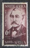 Poštovní známka JAR 1955 Martinus W. Pretorius Mi# 254