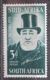 Poštovní známka JAR 1955 Paul Krüger Mi# 253