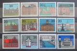 Poštovní známky Německo 1964 Hlavní města Mi# 416-27