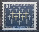 Poštovní známka Německo 1969 Kříže Mi# 586
