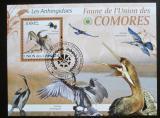 Poštovní známka Komory 2009 Anhinga rezavá Mi# 2421 Kat 15€
