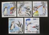 Poštovní známky Guinea-Bissau 2009 Tučňáci Mi# 4390-94 Kat 14€