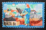Poštovní známka Malta 1981 Rybolov Mi# 641