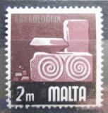 Poštovní známka Malta 1973 Archeologie Mi# 457