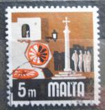 Poštovní známka Malta 1973 Folklór Mi# 459