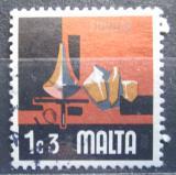 Poštovní známka Malta 1973 Hrnčířství Mi# 462