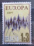 Poštovní známka Malta 1972 Evropa CEPT Mi# 450