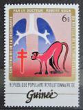 Poštovní známka Guinea 1983 Opice Mi# 947