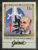 Poštovní známka Guinea 1983 Dr. Robert Koch Mi# 949 Kat 2.50€