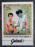 Poštovní známka Guinea 1983 Lékař s pacientem Mi# 953 Kat 6€
