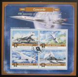 Poštovní známky Maledivy 2015 Concorde Mi# 6115-18 Kat 10€