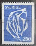 Poštovní známka Švédsko 1978 Umění, Arne Jones Mi# 1013