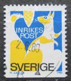 Poštovní známka Švédsko 1980 Klokan Mi# 1105 Du