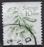 Poštovní známka Švédsko 1983 Javor mléč Mi# 1220